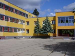 Ansicht Schulhof